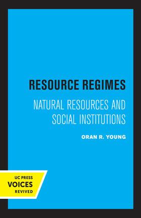 Young | Resource Regimes | Buch | sack.de