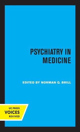 Brill | Psychiatry in Medicine | Buch | sack.de