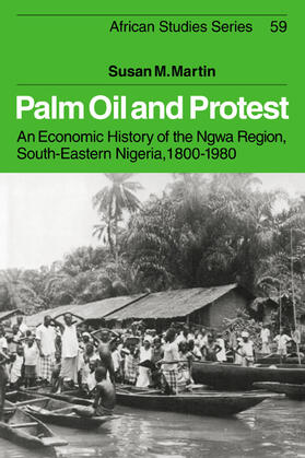 Martin | Palm Oil and Protest | Buch | sack.de