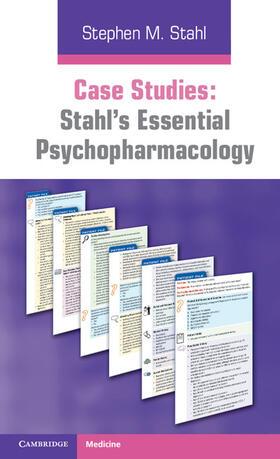 Stahl / Morrissette | Case Studies: Stahl's Essential Psychopharmacology | Buch | sack.de