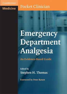 Thomas | Emergency Department Analgesia | Buch | sack.de