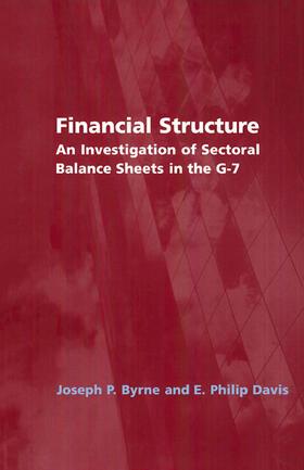Byrne / Davis | Financial Structure | Buch | sack.de