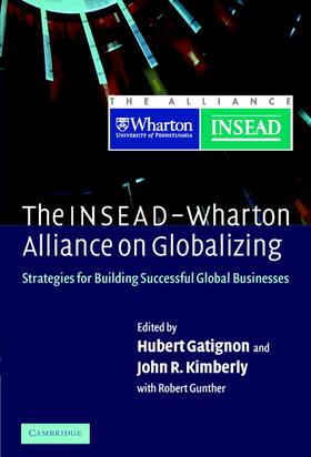 The INSEAD-Wharton Alliance on Globalizing | Buch | sack.de