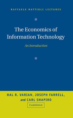 The Economics of Information Technology | Buch | sack.de