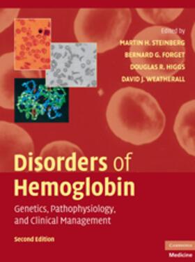 Steinberg / Forget / Weatherall | Disorders of Hemoglobin | Buch | sack.de