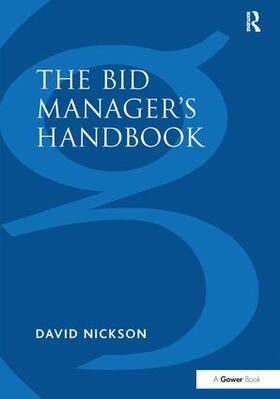 Nickson | The Bid Manager's Handbook | Buch | sack.de