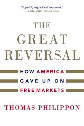 Philippon | The Great Reversal | Buch | sack.de