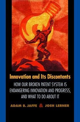 Jaffe / Lerner | Innovation and Its Discontents | Buch | sack.de