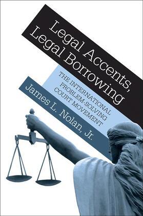Nolan | Legal Accents, Legal Borrowing | Buch | sack.de
