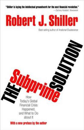 Shiller   The Subprime Solution   Buch   sack.de