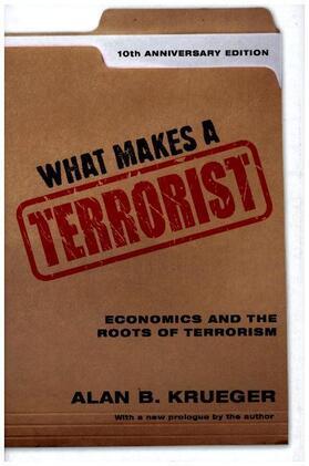 Krueger | What Makes a Terrorist | Buch | sack.de