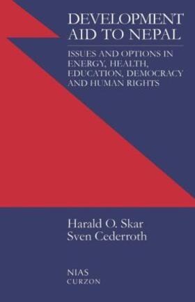 Cederroth / Skarr   Development Aid to Nepal   Buch   sack.de