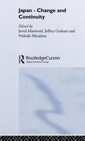 Graham / Maswood / Miyajima | Japan - Change and Continuity | Buch | sack.de