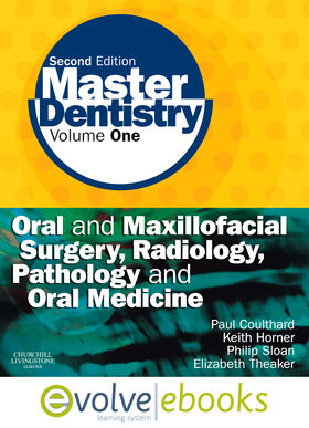 Coulthard / Horner / Sloan | Master Dentistry Text and Evolve eBooks Package | Buch | sack.de