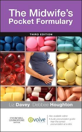 Davey / Houghton | The Midwife's Pocket Formulary | Buch | sack.de