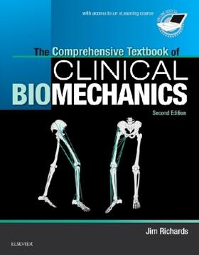 Richards | The Comprehensive Textbook of Clinical Biomechanics | Buch | sack.de