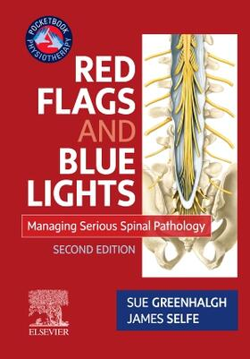 Greenhalgh / Selfe | Red Flags and Blue Lights | Buch | sack.de