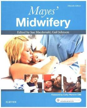 Macdonald / Johnson   Mayes' Midwifery   Buch   sack.de