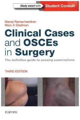 Ramachandran / Gladman | Clinical Cases and OSCEs in Surgery | Buch | sack.de