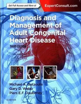 Gatzoulis / Webb / Daubeney | Diagnosis and Management of Adult Congenital Heart Disease | Buch | sack.de