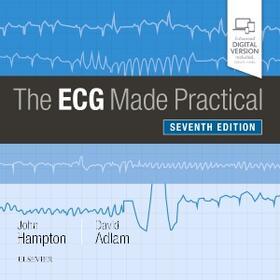 Hampton / Adlam | The ECG Made Practical | Buch | sack.de