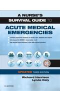 Daly / Harrison |  A Nurse's Survival Guide to Acute Medical Emergencies Updated Edition | Buch |  Sack Fachmedien