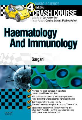Gargani | Crash Course Haematology and Immunology | Buch | sack.de