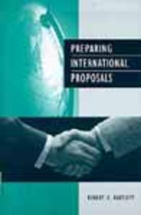 Bartlett   Preparing International Proposals   Buch   sack.de