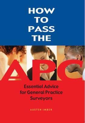 Imber | How to pass the APC | Buch | sack.de