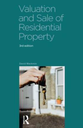Mackmin   Valuation and Sale of Residential Property   Buch   sack.de