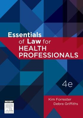 Forrester / Griffiths | Essentials of Law for Health Professionals | Buch | sack.de