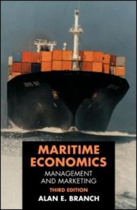 Branch | Maritime Economics | Buch | sack.de