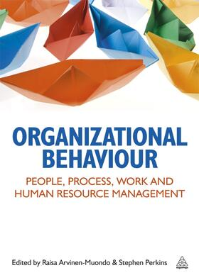Arvinen-Muondo / Perkins | Organizational Behaviour | Buch | sack.de