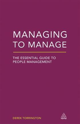 Torrington | Managing to Manage | Buch | sack.de