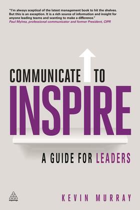 Murray | Communicate to Inspire | Buch | sack.de