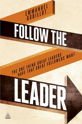Gobillot | Follow the Leader | Buch | sack.de