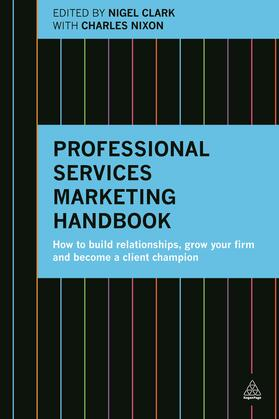 Clark | Professional Services Marketing Handbook | Buch | sack.de