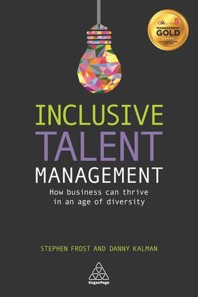 Frost / Kalman | Inclusive Talent Management | Buch | sack.de