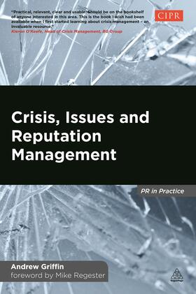 Griffin | Crisis, Issues and Reputation Management | Buch | sack.de