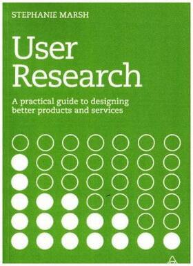 Marsh   User Research   Buch   sack.de