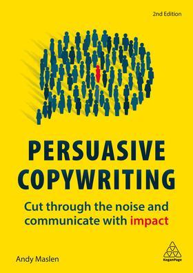 Maslen   Persuasive Copywriting   Buch   sack.de