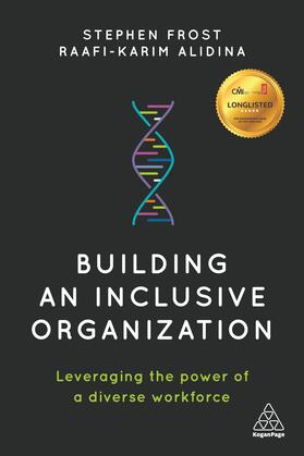 Frost / Alidina | Building an Inclusive Organization | Buch | sack.de