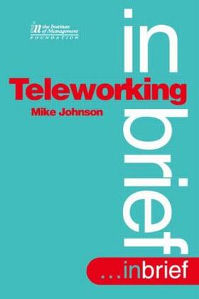 Johnson | Teleworking | Buch | sack.de