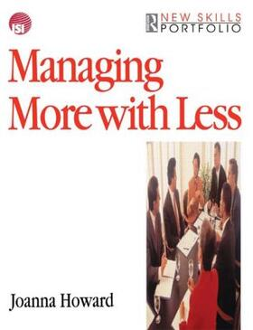 Howard | Managing More with Less | Buch | sack.de
