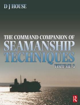 House   Command Companion of Seamanship Techniques   Buch   sack.de
