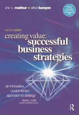 Mathur / Kenyon | Creating Value | Buch | sack.de