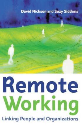 Nickson / Siddons | Remote Working | Buch | sack.de
