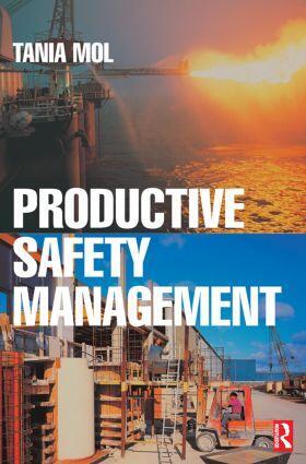 Mol   Productive Safety Management   Buch   sack.de