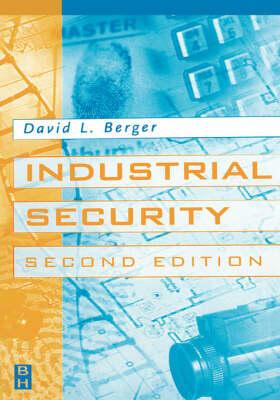 Berger | Industrial Security | Buch | sack.de