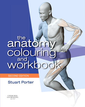 Porter | The Anatomy Colouring and Workbook | Buch | sack.de